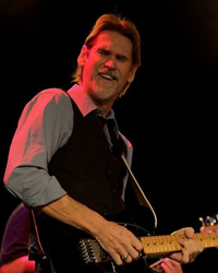 Will McFarlane - Bonnie Raitt, Muscle Shoals Rhythm Section, LA and Nashville Session Player