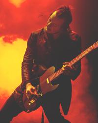 Robin Finck - Nine Inch Nails, Guns 'N Roses