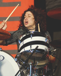 Ilan Rubin - Nine Inch Nails, Angels and Airwaves, The New Regime