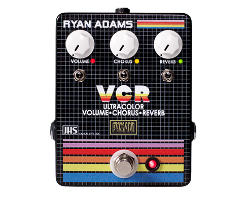 JHS + Ryan Adams + PaxAm, The VCR