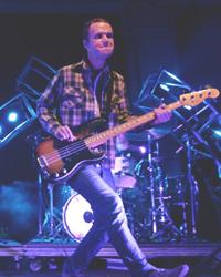 Luke Reynolds - Guster, Blue Merle
