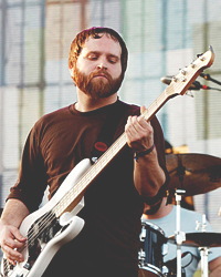 Nick Harmer - Death Cab For Cutie