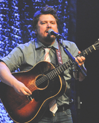 Sean Watkins - Nickel Creek, Fiction Family