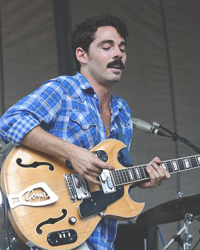 Taylor Rice - Local Natives