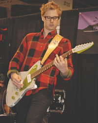 Jared Scharff - Saturday Night Live Lead Guitarist