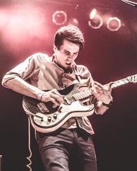 Mason Stoops - LA Session Player