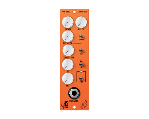 Pulp N Peel 500 (Compressor / Distortion / EQ)