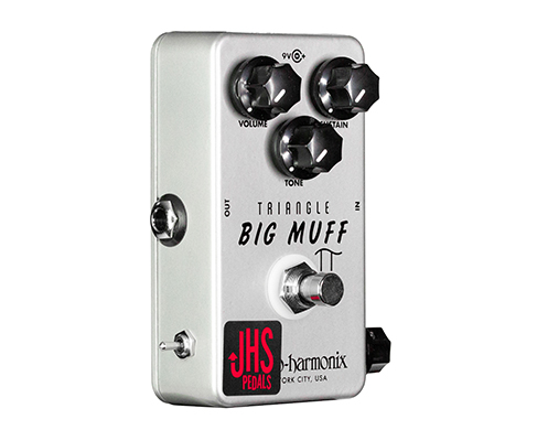 EHX Triangle Big Muff Illuminati Mod